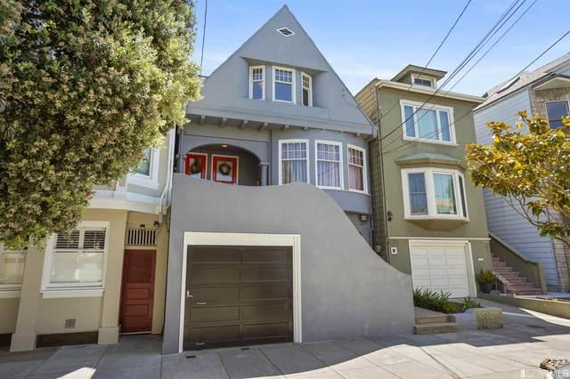 262 3rd Avenue, San Francisco, CA 94117 (MLS #421561345) :: Keller Williams San Francisco