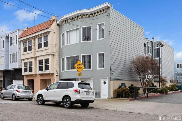 519 24th Avenue, San Francisco, CA 94121 (#421561392) :: Corcoran Global Living