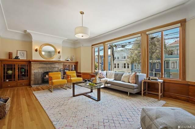 334 11th Avenue, San Francisco, CA 94118 (#421559906) :: Corcoran Global Living