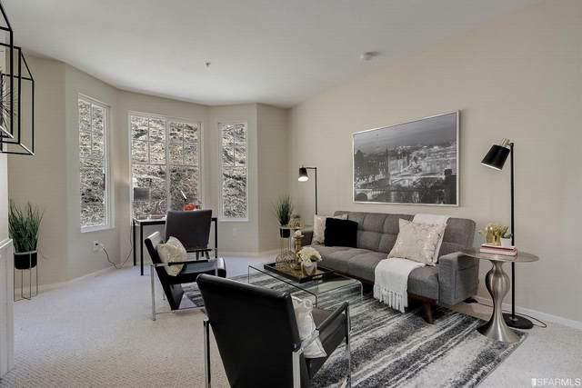 200 Caldecott Lane #108, Oakland, CA 94618 (#421561595) :: Corcoran Global Living