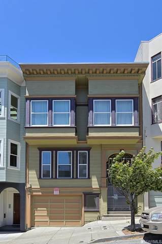 520 Vallejo Street, San Francisco, CA 94133 (#421561686) :: Corcoran Global Living