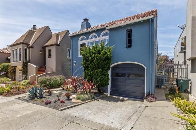 158 Juanita Way, San Francisco, CA 94127 (#421561089) :: Corcoran Global Living
