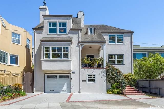 435 West Portal Avenue, San Francisco, CA 94127 (#421559907) :: Corcoran Global Living