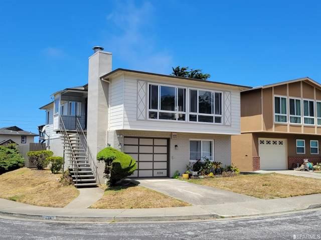 254 Crestmoor Circle, Pacifica, CA 94044 (#421561890) :: Corcoran Global Living