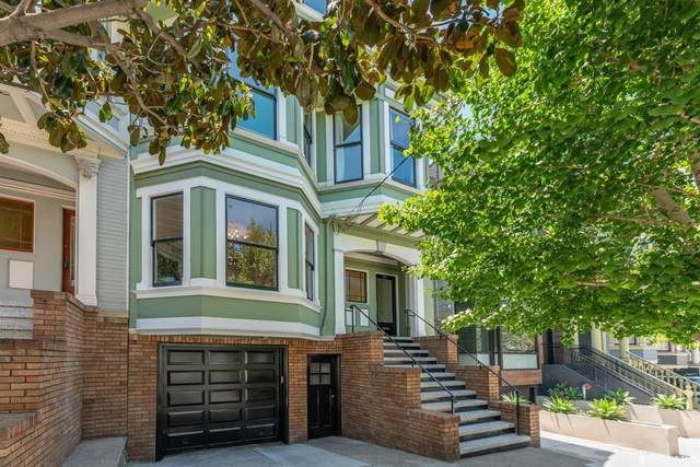 3849 26th Street, San Francisco, CA 94131 (#421561446) :: Corcoran Global Living