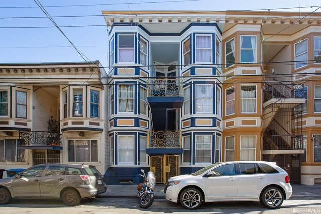 81 Woodward Street, San Francisco, CA 94103 (#421561479) :: Corcoran Global Living