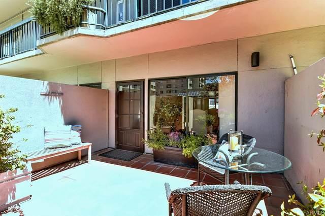 601 Van Ness #15, San Francisco, CA 94102 (#421561823) :: Corcoran Global Living