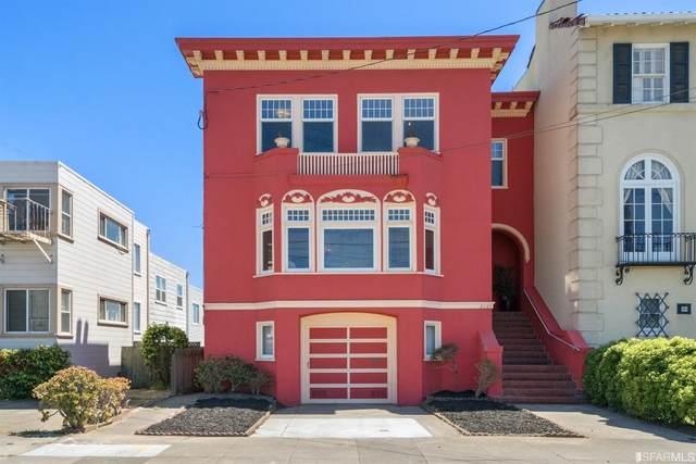 8021 Geary Boulevard, San Francisco, CA 94121 (#421561994) :: Corcoran Global Living