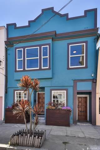 1307 48th Avenue, San Francisco, CA 94122 (#421562000) :: Corcoran Global Living