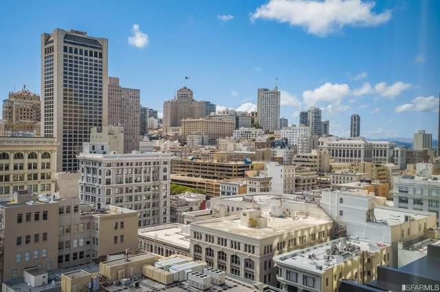 690 Market Street #1703, San Francisco, CA 94104 (#421561624) :: Corcoran Global Living