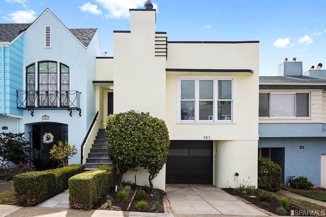 583 Teresita Boulevard, San Francisco, CA 94127 (#421561919) :: Corcoran Global Living
