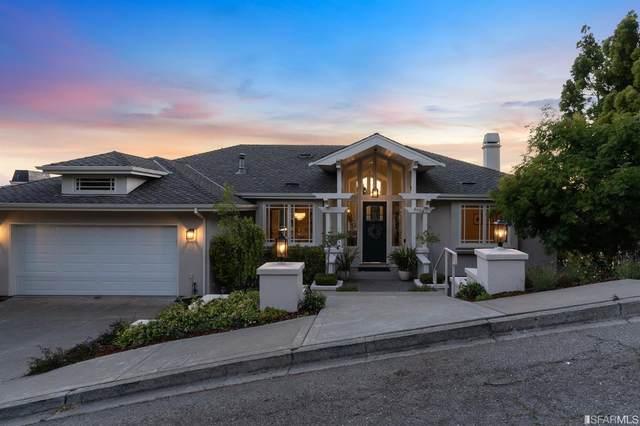 6054 Fairlane Drive, Oakland, CA 94611 (#421561993) :: Corcoran Global Living