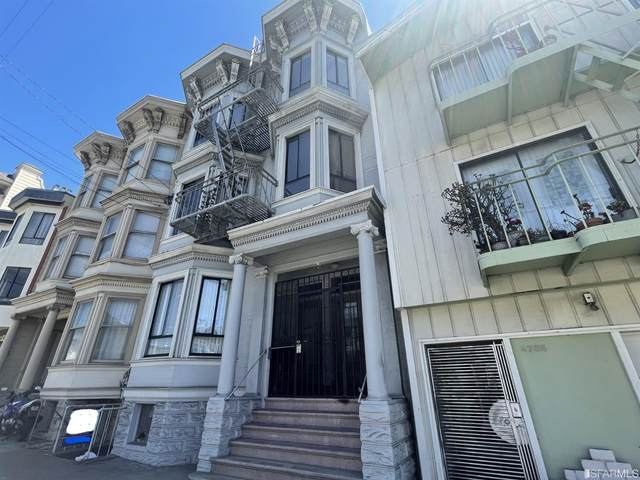 4727 California Street, San Francisco, CA 94118 (#421561657) :: Corcoran Global Living