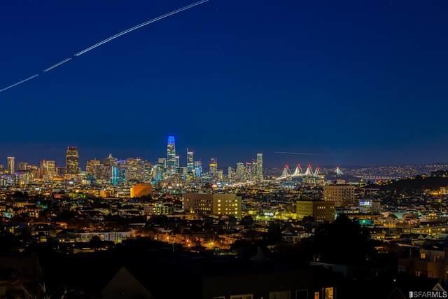 186 Fairmount Street, San Francisco, CA 94131 (#421560727) :: Corcoran Global Living