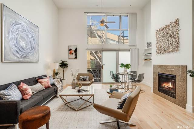 175 Russ Street #14, San Francisco, CA 94103 (#421562450) :: Corcoran Global Living