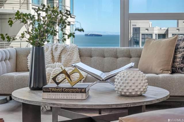 239 Brannan Street 11J, San Francisco, CA 94107 (#421561336) :: Corcoran Global Living