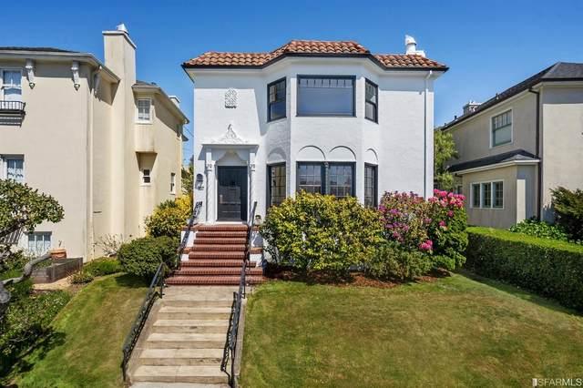 357 San Leandro Way, San Francisco, CA 94127 (#421561938) :: The Kulda Real Estate Group