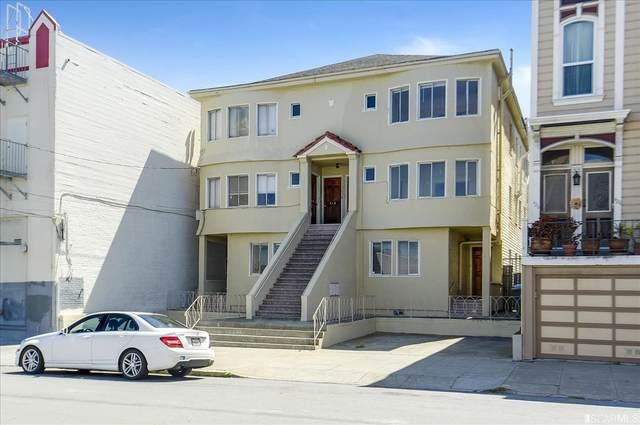 414 3rd Avenue, San Francisco, CA 94118 (#421563265) :: Corcoran Global Living