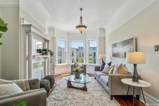 635 Guerrero Street, San Francisco, CA 94110 (#421560600) :: Corcoran Global Living