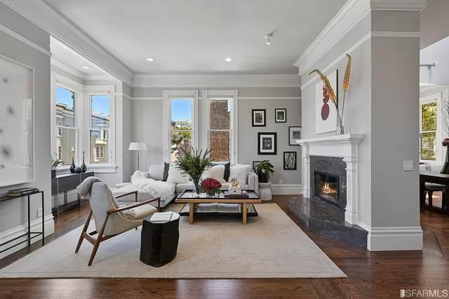 1830 Lyon Street, San Francisco, CA 94115 (#421563325) :: Corcoran Global Living