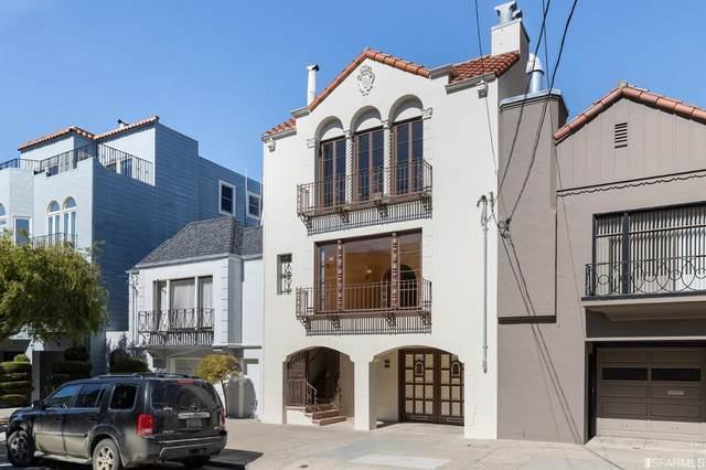 2920 Gough Street, San Francisco, CA 94123 (#421563416) :: Corcoran Global Living