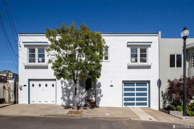 839 Sanchez Street, San Francisco, CA 94114 (#421563519) :: Corcoran Global Living