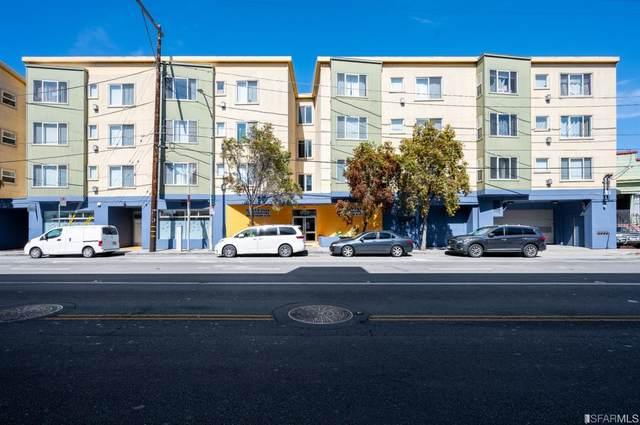 901 Bayshore Boulevard #209, San Francisco, CA 94124 (#421563620) :: Corcoran Global Living