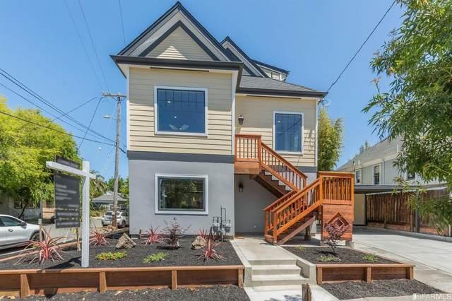1821 Woolsey Street, Berkeley, CA 94703 (#421559512) :: Corcoran Global Living
