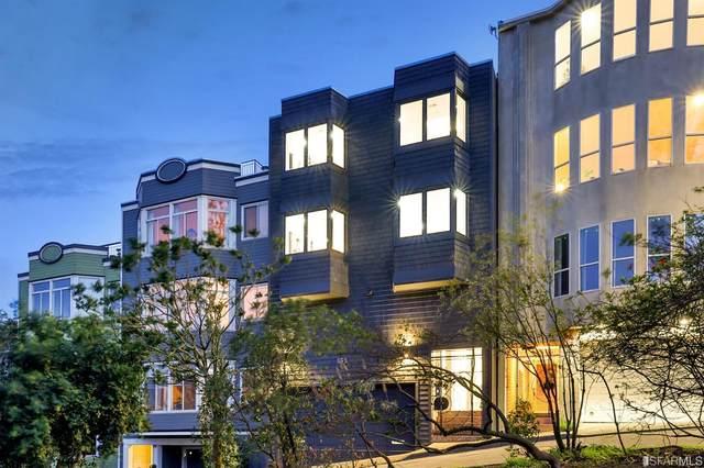 559 27th Street #4, San Francisco, CA 94131 (#421564072) :: The Kulda Real Estate Group