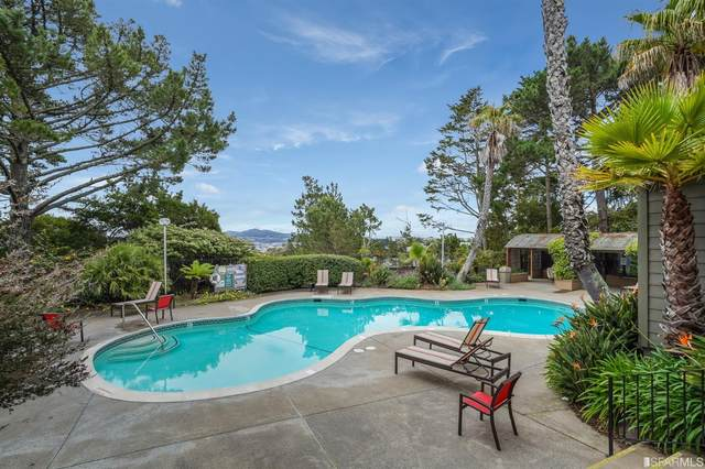 15 Red Rock Way 101N, San Francisco, CA 94131 (#421564498) :: The Kulda Real Estate Group