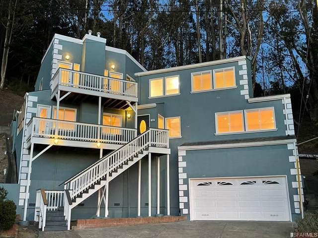 1046 Zamora Drive, Pacifica, CA 94044 (#421564558) :: The Kulda Real Estate Group