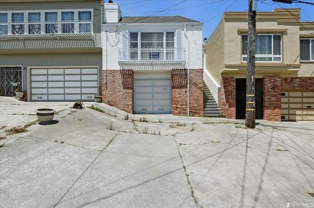 180 Caine Avenue, San Francisco, CA 94112 (MLS #421564781) :: Keller Williams San Francisco