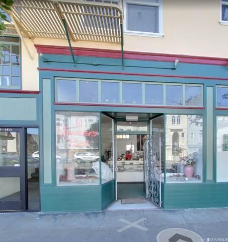 2015 Balboa Street, San Francisco, CA 94121 (MLS #421564910) :: Compass