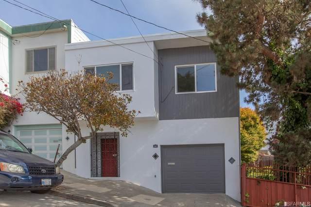 208 Mangels Avenue, San Francisco, CA 94131 (#421563708) :: The Kulda Real Estate Group