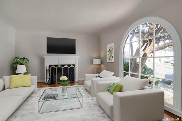 172 San Felipe Avenue, San Bruno, CA 94066 (#421565167) :: Corcoran Global Living