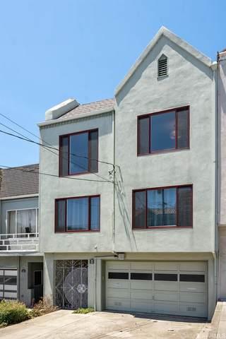 825 30th Avenue, San Francisco, CA 94121 (MLS #421564584) :: Compass