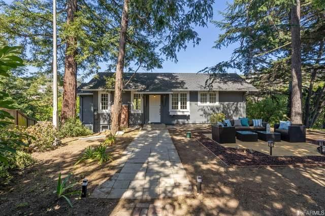 52 Glenwood Glade, Oakland, CA 94611 (#421565359) :: The Kulda Real Estate Group