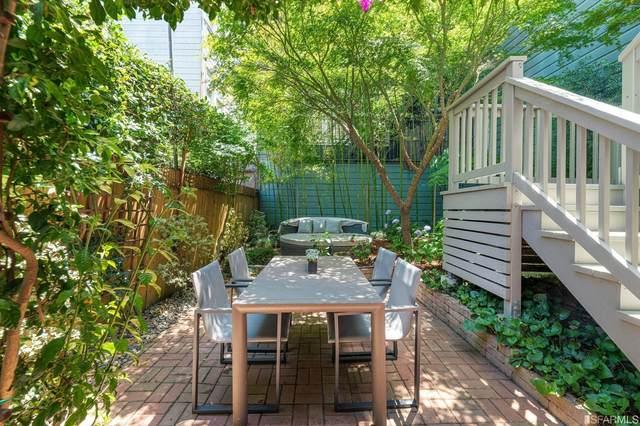 219 Lily Street, San Francisco, CA 94102 (#421564952) :: Corcoran Global Living