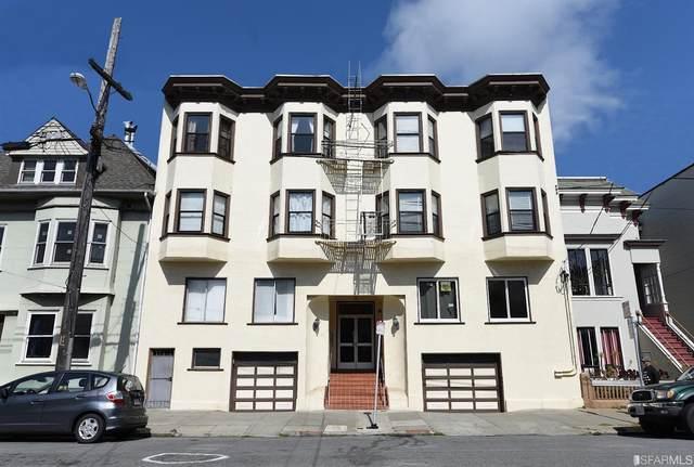 216 4th Avenue, San Francisco, CA 94118 (MLS #421565484) :: Compass