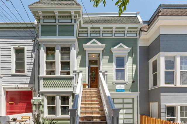 1415 Kansas, San Francisco, CA 94107 (#421565504) :: Corcoran Global Living