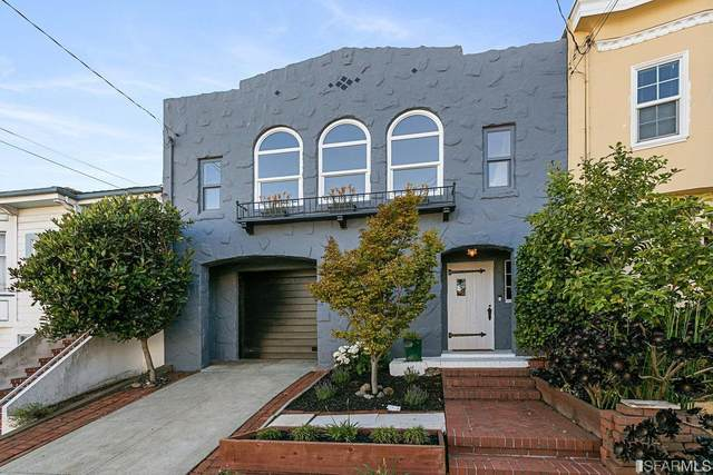 431 Gennessee Street, San Francisco, CA 94960 (#421564385) :: The Kulda Real Estate Group