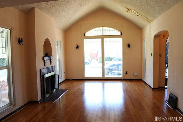 1583 76th Avenue, Oakland, CA 94621 (#421565914) :: The Kulda Real Estate Group