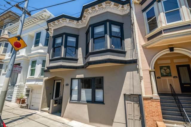4670 18th Street, San Francisco, CA 94114 (#421565932) :: The Kulda Real Estate Group