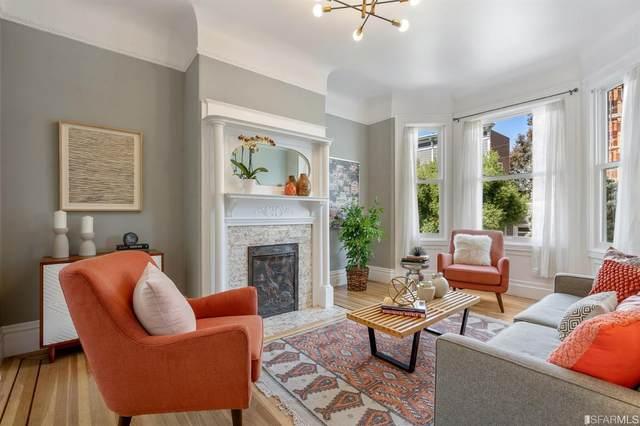 724 Lyon Street, San Francisco, CA 94115 (#421565871) :: Corcoran Global Living