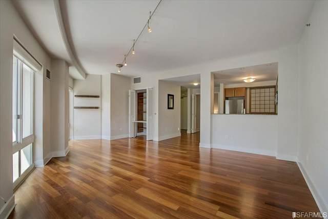 50 Lansing Street #313, San Francisco, CA 94105 (#421565251) :: Corcoran Global Living
