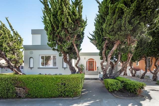 2085 Ocean Avenue, San Francisco, CA 94127 (#421565972) :: The Kulda Real Estate Group