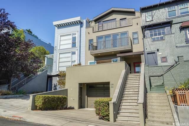 416 Collingwood Street, San Francisco, CA 94114 (#421565968) :: The Kulda Real Estate Group