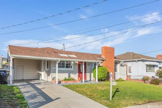 923 Palmito Drive, Millbrae, CA 94030 (#421563486) :: Corcoran Global Living