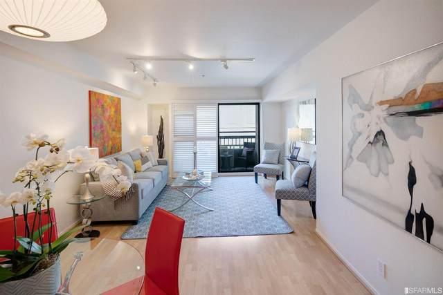 601 Van Ness Avenue #245, San Francisco, CA 94102 (#421563756) :: Corcoran Global Living