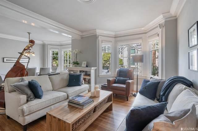527 Central Avenue #2, San Francisco, CA 94117 (#421566350) :: Corcoran Global Living
